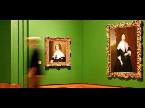 Reflections. Portraits from the 16th to the 18th century. Graves Art Gallery, Sheffield