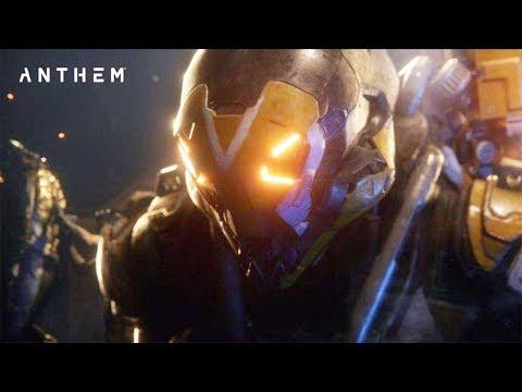 Anthem Gameplay Walkthrough