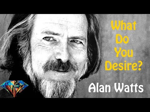 """What would YOU do if Money were no Object?"" - Alan Watts"