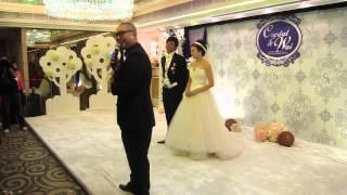 Shin Wedding 心之婚禮 婚宴司儀 主持 MC 阿Bob 林盛斌 Bob Lam - 愉景新城 part 2