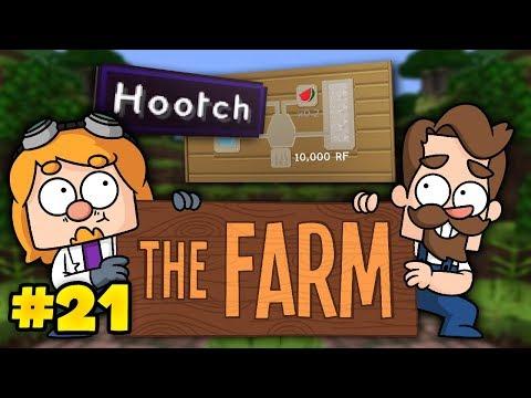 Minecraft The Farm #21 - Homebrewed Hooch