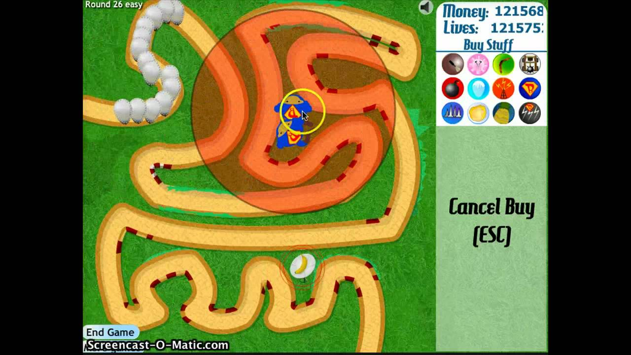 Bloons Tower Defense 3 Hacked Youtube