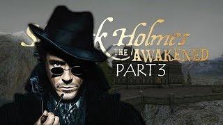 Шерлок Холмс и секрет Ктулху - Карательная психиатрия. Часть 3