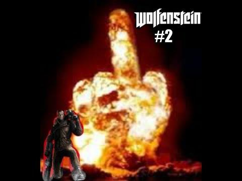 Gamquie - MOVE BITCH - Wolfenstein The New Order #2