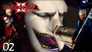 Devil May Cry 3 Let's Play [02/??]