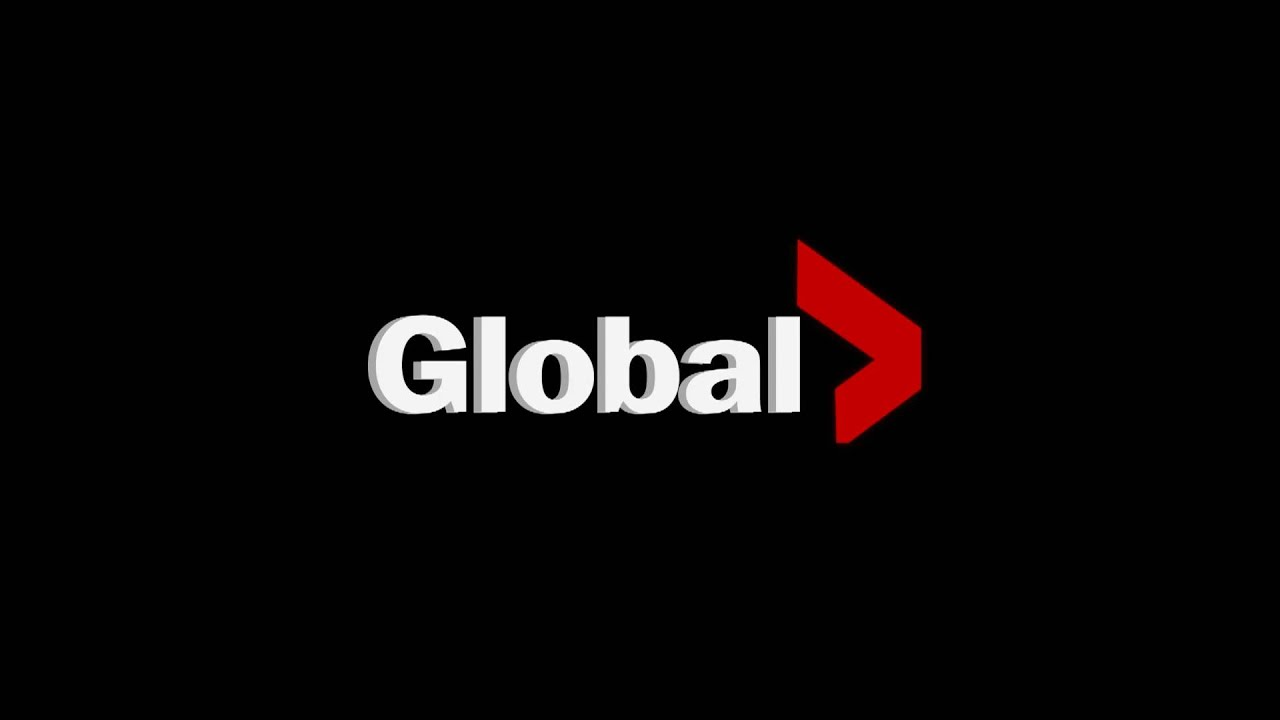 global tv logo youtube