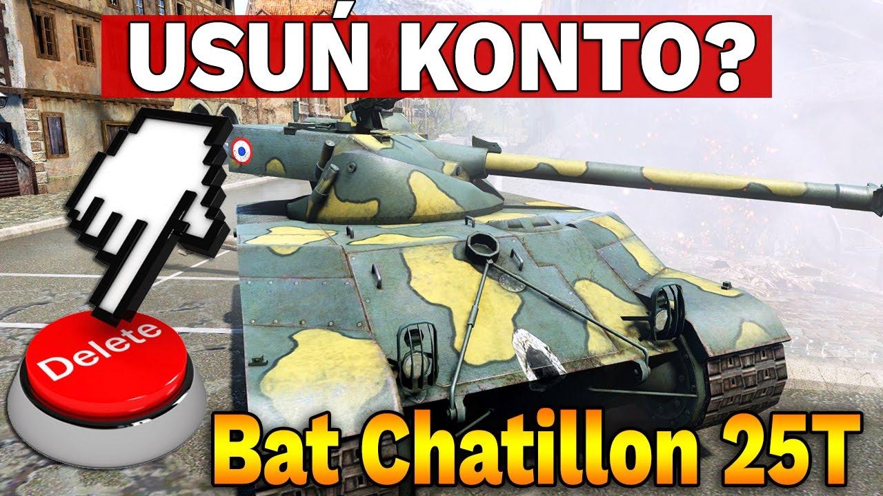 multi usu konto bat chatillon 25 t world of tanks youtube. Black Bedroom Furniture Sets. Home Design Ideas