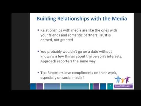 Webinar: Pitching the Press: Strategies for Building Media Relationships (6/7/16)