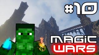 Minecraft Magic Wars - The Judgement Faction! #10