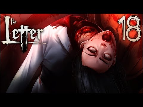 STORMY, HAZY SITUATION | The Letter (Horror Visual Novel) - Part 18 | Flare Let's Play