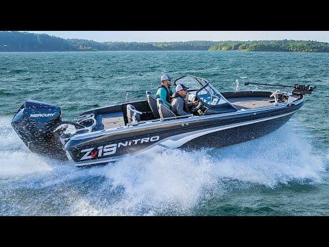 NITRO ZV19 Multi Species Fishing Boat