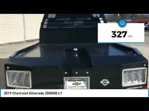 2019 Chevrolet Silverado 3500HD 2019 Chevrolet Silverado 3500HD LT FOR SALE in Cullman, AL 19-430