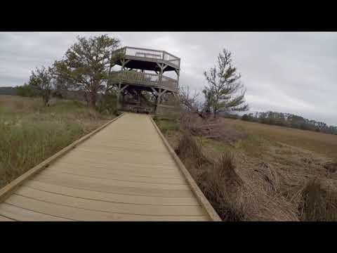 Big Ferry Trail Bike Ride