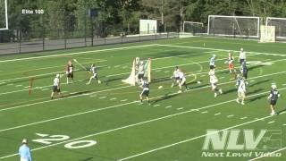 Matt Garber Summer 2015 Lax Highlights