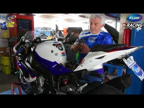 Tagliando Bmw S1000RR con additivi Blue e lubrificanti Fluip Pro Bike