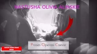 VIDEO EXCLUSIVE : DETIK DETIK CHELSEA OLIVIA OPERASI CAESAR MELAHIRKAN NASTUSHA OLIVIA ALINSKIE