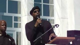 4.  Black Panther Leader In Waycross GA. Speaking Truth and NOT Hate..