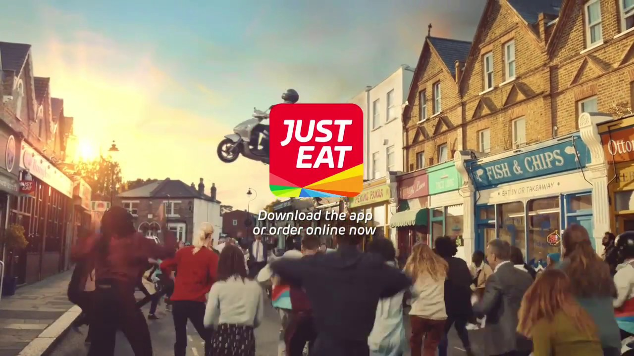 Just Eat High Kicks Into Magical Multimillion Pound Campaign