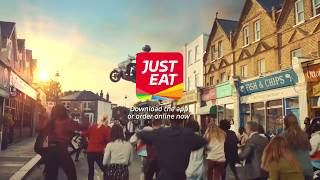 Magic is Real - Just Eat TV Advert