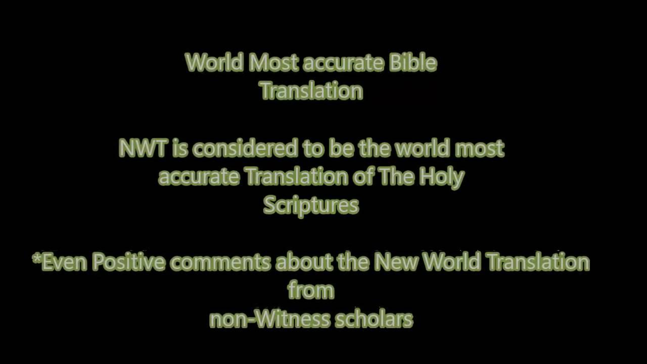 A Unique website www jw org