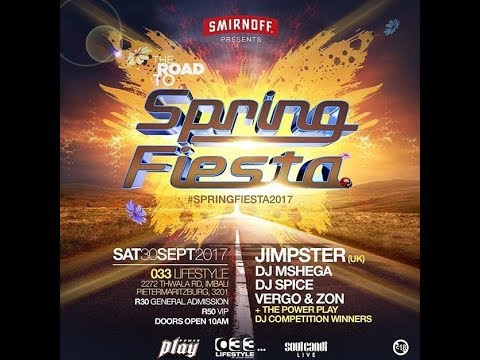 Road To Spring Fiesta ft Jimpster (30.09.2017)