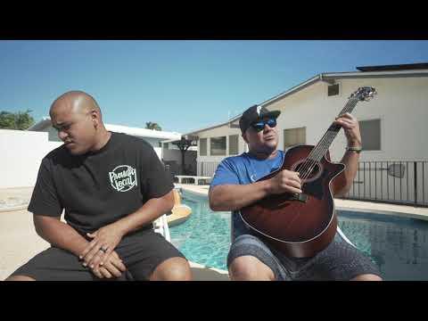 """""""Jah Love"""" Acoustic JP & Caleb"""