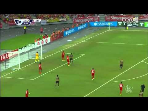 Arsenal vs Singapore XI 4 - 0 Full Match (Club Friendlies 2015) HD