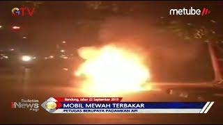 Gambar cover Diduga Korsleting Listrik, Mobil Mewah Terbakar di Bandung - BIP 23/09