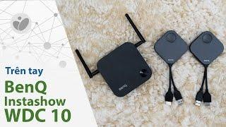 Tinhte.vn | Trên tay bộ trình chiếu không dây BenQ Instashow WDC 10