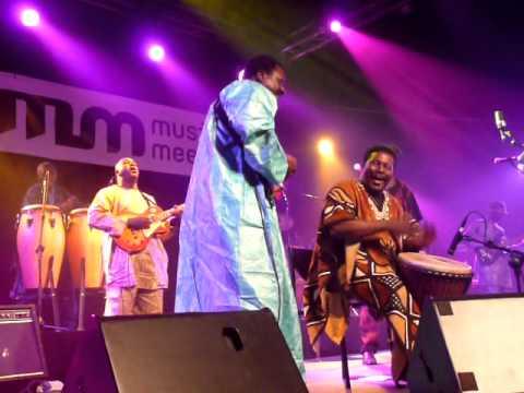 Super Rail Band from Bamako, Mali @ Music Meeting, Nijmegen june 12, 2011