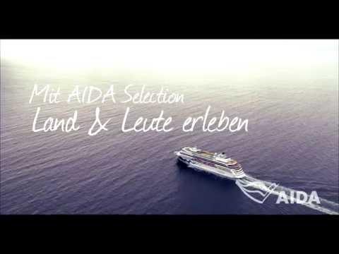 Pack Fernweh ein: Fremde Länder und Kulturen mit AIDA Selection erleben