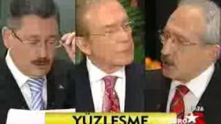 Melih Gökçek Kılıçdaroğlu ugur dundar canli.flv