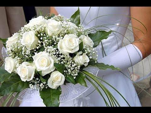 DIY Свадебные букеты своими руками