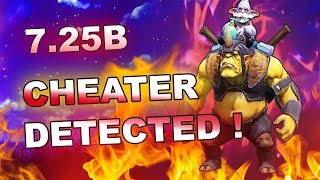 Dota 2 Cheater - ALCHEMIS with FULL PACK OF CHEATS, MUST SEE!!!
