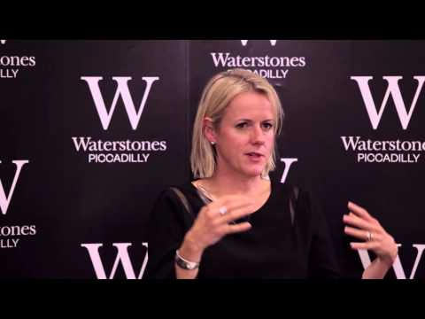Twelve minutes with Jojo Moyes