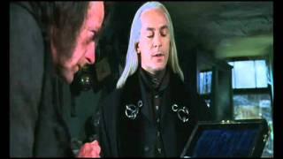 """Эпизод 3: Гарри и Малфои в магазине """"Борджина и Беркса"""""""
