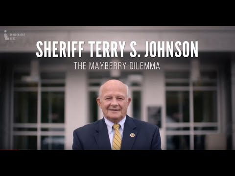 Tale Of Two NC Sheriffs: Alamance County's Terry Johnson