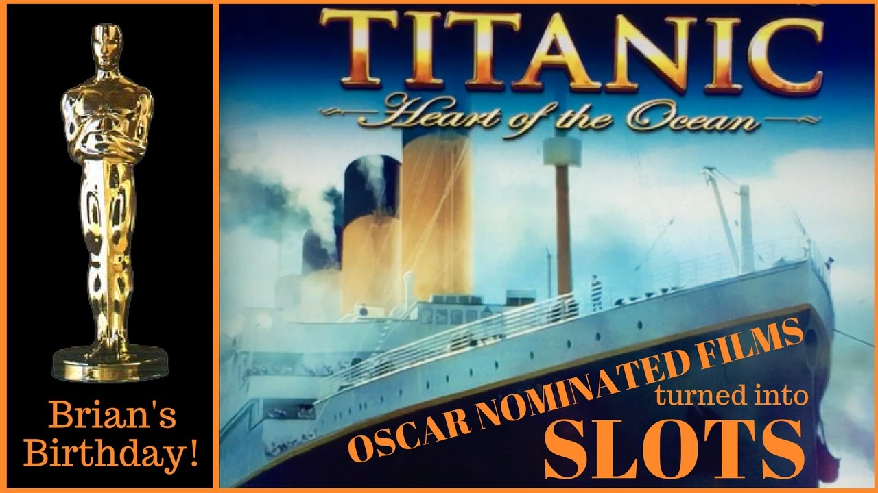 Oscar Nominated Movies Turned into SLOT MACHINES ✦ Titanic, Wizard of Oz, Willy Wonka ✦ SUNDAY FUN!