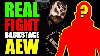 REAL Fight Breaks Out Backstage In AEW! Was AEW Full Gear A Success Or A Flop? Big Heel Turn!