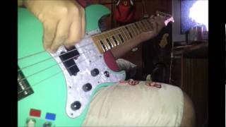 Mr Big - To Be With You (Billy sheehan Bass Cover)