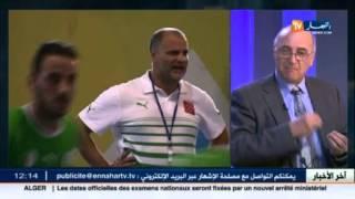 هذا ما قاله مدرب المنتخب الوطني لكرة اليد سابقا محمد عزيز درواز حول مبارات الجزائر - مصر