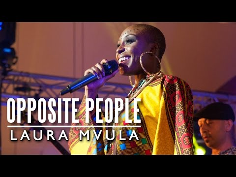 """Opposite People"" - Laura Mvula (Felabration 2015)"