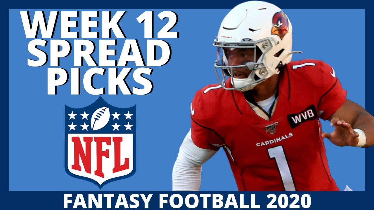 2020 NFL Week 12 Picks Against The Spread, NFL Game Previews, Locks