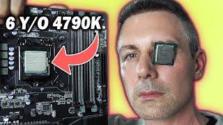 6 Years Later... The i7-4790K Vs. i3-10100F Vs. Ryzen 3 3300X