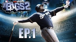 "The Bigs 2 Lets Play- Episode 1 ""It"
