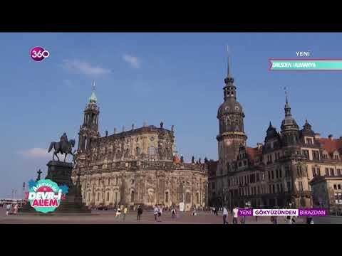Ataman ile Devr-i Alem - Dresden - Almanya - 06 09 2018