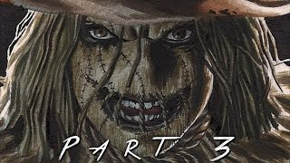 BATMAN RETURN TO ARKHAM (Arkham Asylum) Walkthrough Gameplay Part 3 - Scarecrow (PS4 Pro)