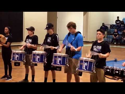 Jig 2- TCHS performance (w/ snare solo)