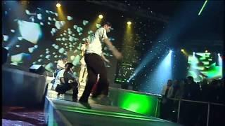 Dara Rolins & Gail Gotti - On The Radio LIVE (Ceny Anděl 2008) HD