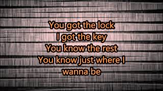 Olly Murs - Wrapped Up (lyrics)